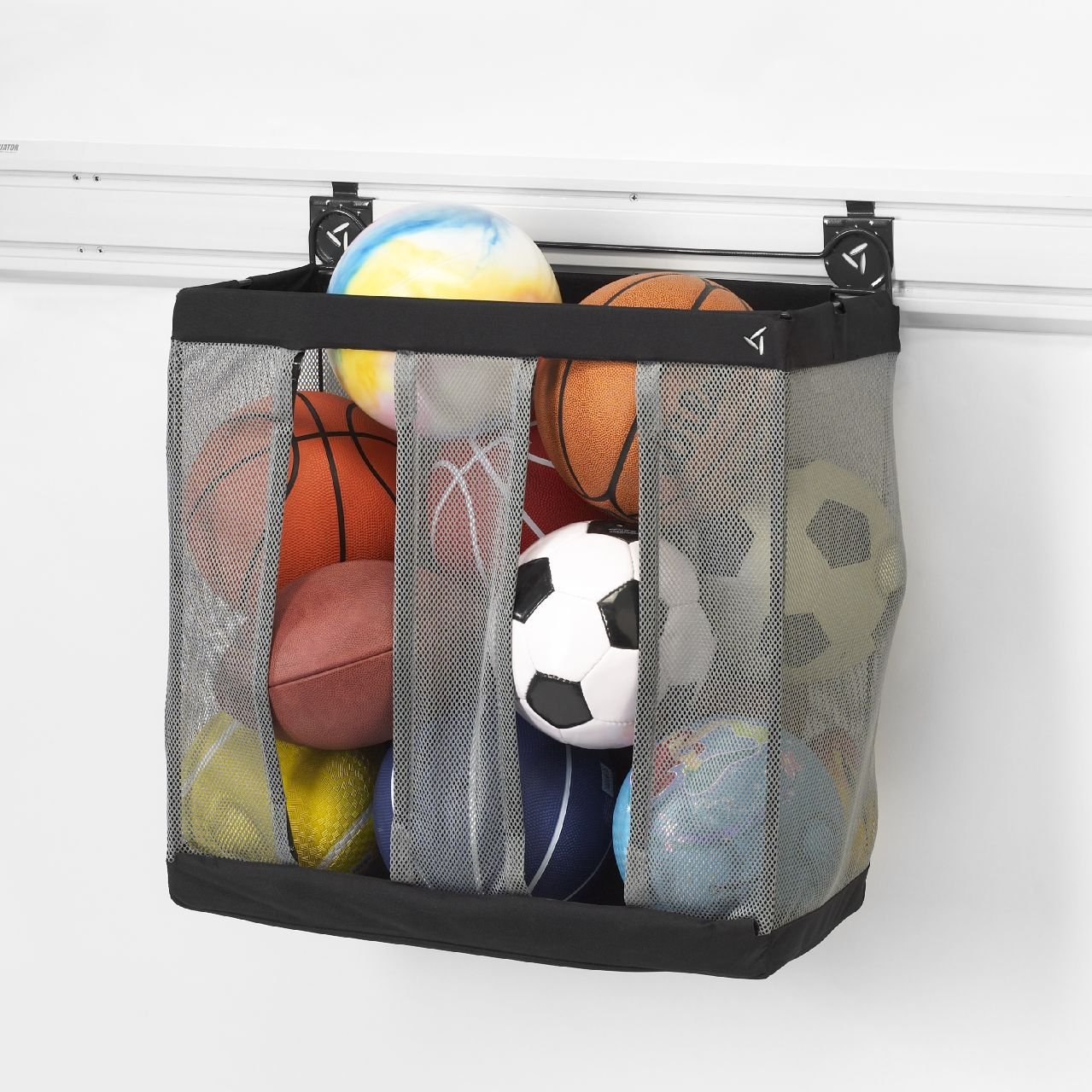 Amazon.com: Gladiator GarageWorks GAWUXXBLTH Ball Caddy: WHIRLPOOL: Home  Improvement