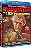 Frankenstein y el Monstruo Del Infierno BD 1974 Frankenstein and the Monster from Hell [Blu-ray]