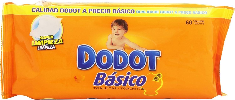 Dodot - Toallitas básico recambio (54 unidades): Amazon.es: Salud ...