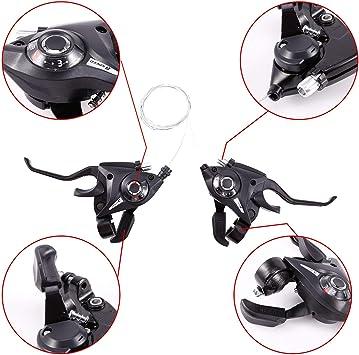 Anladia CLE DE Tous - 2X Cambios de Bicicleta Reguladores de ...