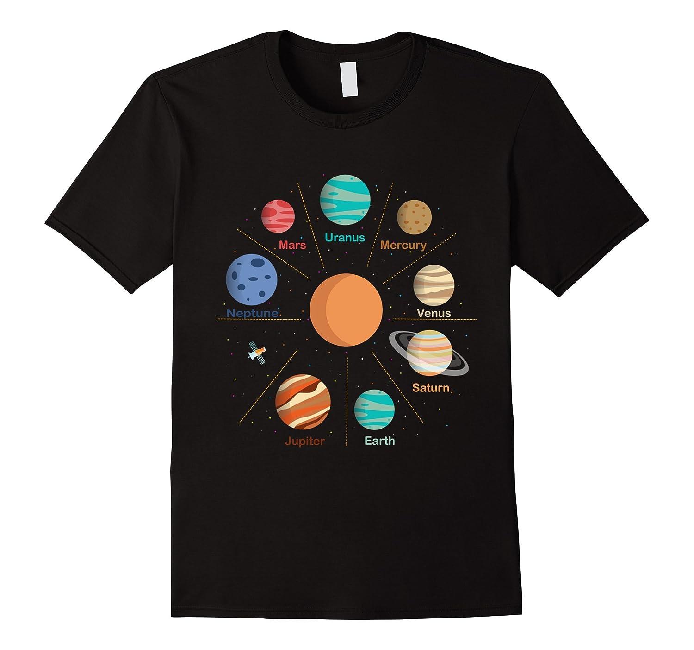 family t shirt solar system - photo #11