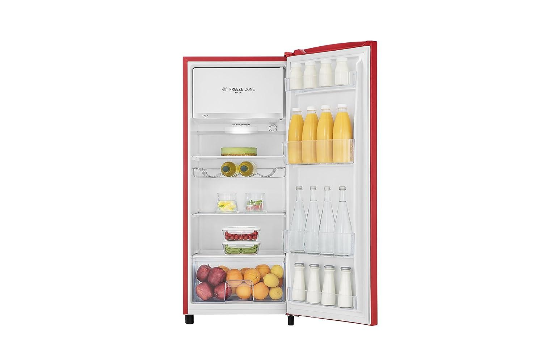 Amica Kühlschrank Kgc 15425 W : Hisense rr220 d4ar2 kühlschrank a 128 cm 150 kwh jahr 149 l