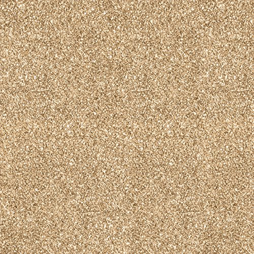 (Textured Sparkle/Glitter Wallpaper - Gold - 701354)