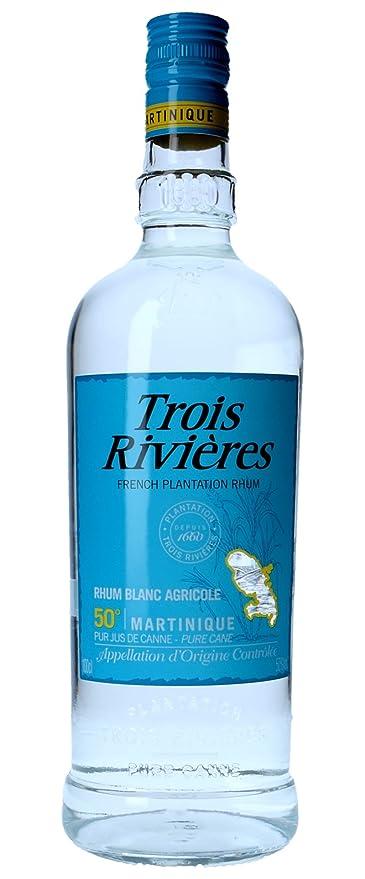 Trois Rivières Rhum Blanc Agricole De Martinique 1l