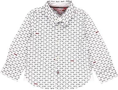 Boboli Duke - Camisa para niño: Amazon.es: Ropa y accesorios
