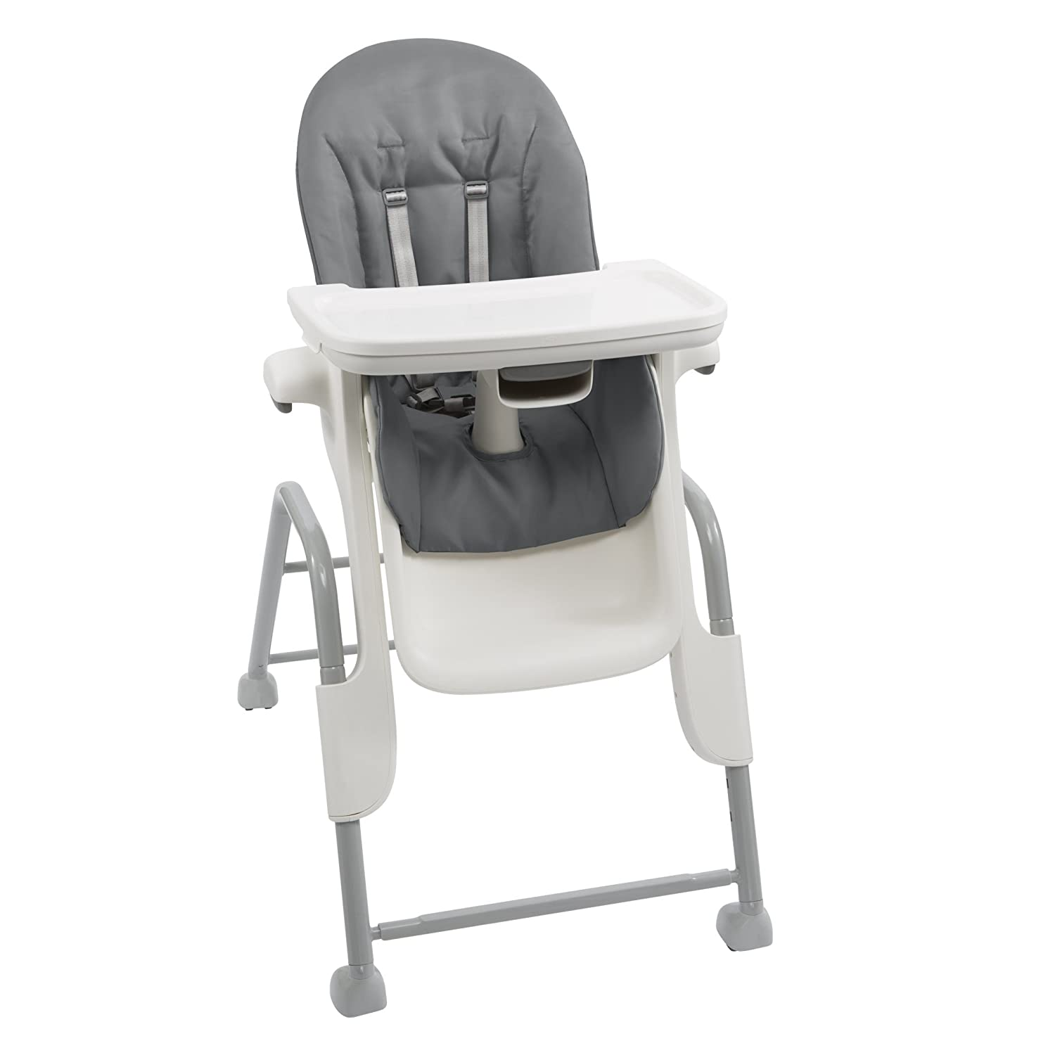 amazon com oxo tot seedling high chair graphite childrens
