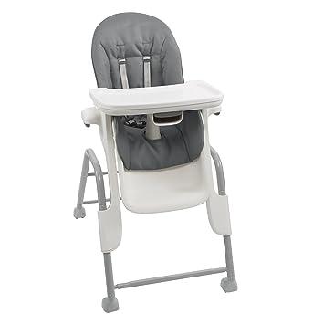 OXO Tot Seedling High Chair Graphite  sc 1 st  Amazon.com & Amazon.com : OXO Tot Seedling High Chair Graphite : Childrens ...