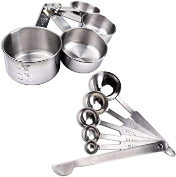 Schramm/® polished stainless steel egg cup pack of 6. catering quality stackable egg cup//egg holder