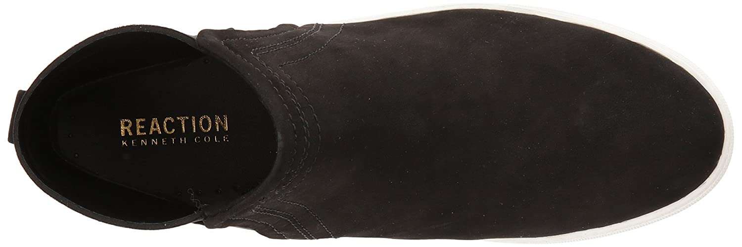 Kenneth Cole REACTION Women's Jodi B(M) Mid-Top Sneaker B01MTUU5E7 8.5 B(M) Jodi US|Black 0ee698
