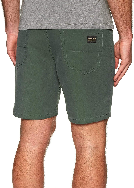 Quiksilver Nelson Surfwash 18 Hybrid Shorts Uomo
