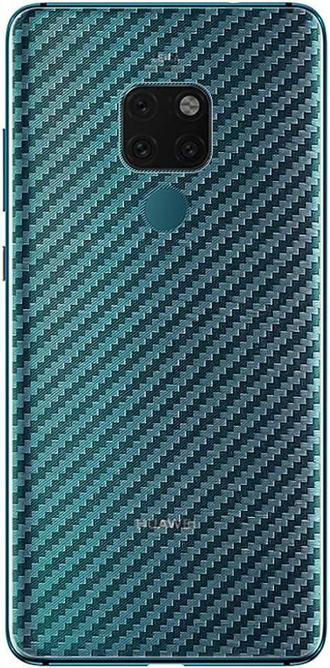 Qichenlu 4 Stück Rückseite Folie Für Mate 20 Folie Elektronik