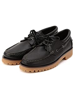 Deck Moc Shoes 125-17-0017: Black