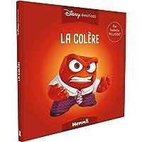 Disney émotions - Vice Versa - La Colère