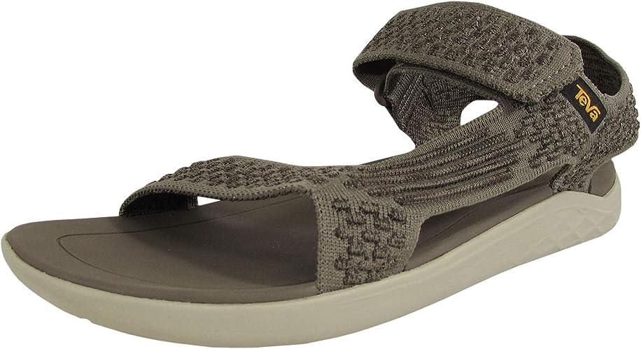 Teva Mens Terra-Float 2 Knit Evolve Sandals Dark Shadow