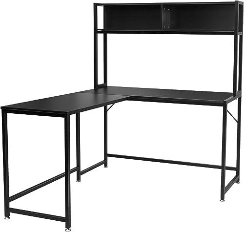Becko L Shaped Desk Computer Desk Corner Desk
