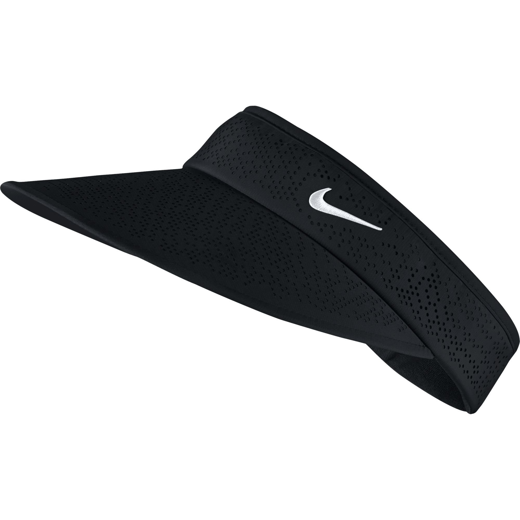 Nike Golf Women's Big Bill Visor BLACK/BLACK/WHITE