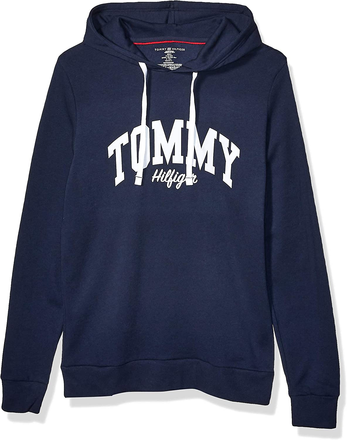 Tommy Hilfiger Men's Brushed Back Fleece Lounge Hoodie