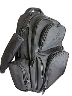 Roamlite Childrens School Backpack - Plain Logo - A4 Folder Size ... 179679d16dae3
