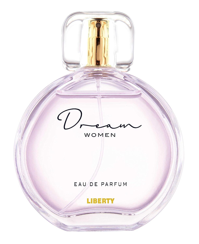 Liberty LUXURY Dream Perfume (100ml / 3.4 Oz) for Women, Long Lasting Smell, Floral, Citrus, White Musk, Powdery undertone Notes - Eau de Parfum (EDP) - (Dream)