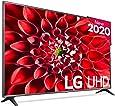 "LG 75UN71006LC - Smart TV 4K UHD 189 cm (75"") con Inteligencia Artificial, Procesador Inteligente Quad Core, HDR 10 Pro, HLG, Sonido Ultra Surround"