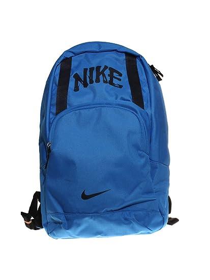 246af9c3693f Nike Classic Rucksack Backpack Blue Back to School  Amazon.co.uk  Luggage