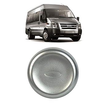 Tapacubos para rueda delantera para Transit MK6 MK7: Amazon.es: Coche y moto