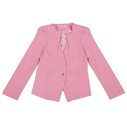 65e2f795f1 TOOGOOR New Fashion Spring Women Slim Blazer Feminino Coat Casual Jacket  Long  Amazon.in  Sports