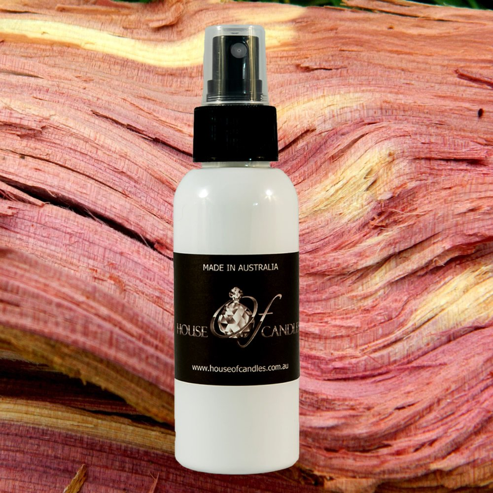 Cedar Wood Car Air Freshener Spray/Deodoriser Mist XSTRONG 50ml/1.7oz Vegan & Cruelty Free House Of Candles