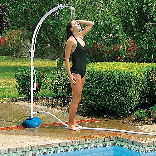 Poolmaster 52508 Portable Poolside Shower ()