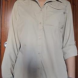 Columbia Silver Ridge 2.0 Camisa De Manga Larga, Mujer, Dark Coral, XS: Amazon.es: Deportes y aire libre