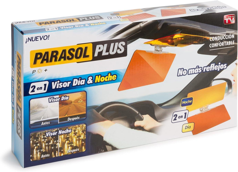 Parasol Plus Visor Anti-Reflejo para el Coche: Amazon.es: Coche y moto