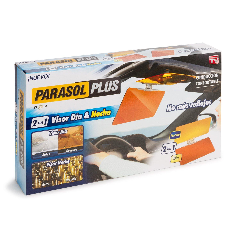 Parasol Plus Visor Anti-Reflejo para el Coche