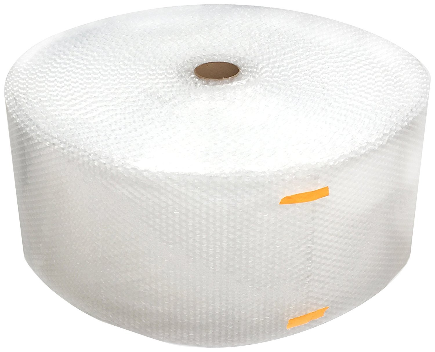 Cell Packaging 700ft x 12'' Small Bubble Cushioning Wrap 3/16, Perforated Every 12''