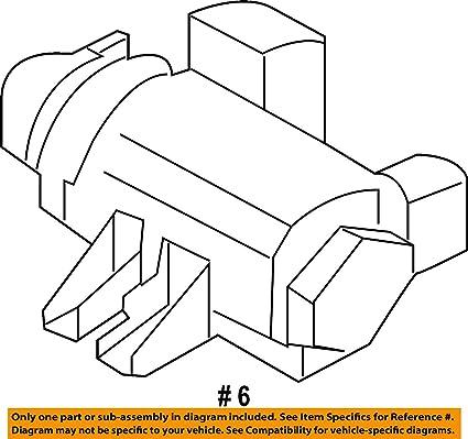 Amazon Com Bmw 11 74 7 626 351 Pressure Converter Automotive