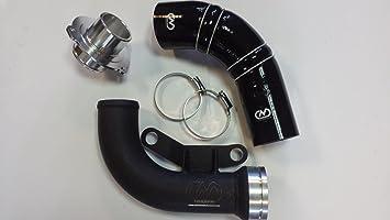 2 0T Golf GTI Mk5 A3 TTS Turbo To Intercooler Hard Pipe K04