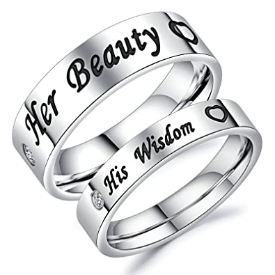 Wedding ring words