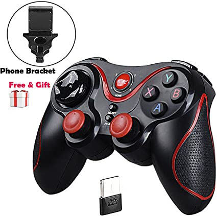 Mando Inalámbrico para Juegos, Maegoo 2.4GHz Bluetooth Game ...