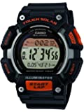 Casio Collection – Men's Digital Watch with Resin Strap – STL-S110H