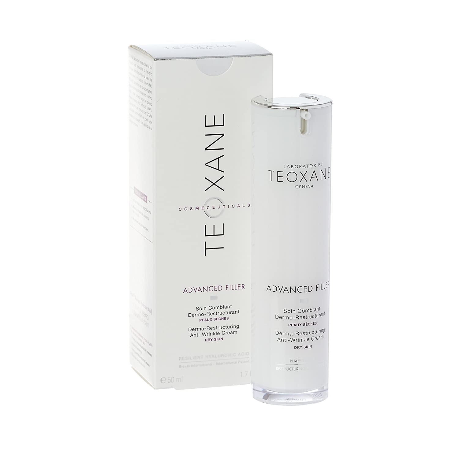 TEOSYAL COSMECEUTICALS ADVANCED FILLER PEAUX SECHES A TRES SECHES 50 ML by Teoxane Teoxane Cosmeceuticals 6002299