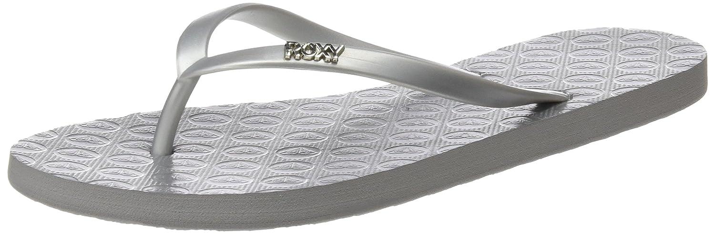Roxy Damen Viva Iii Zehentrenner  42 EU|Grau (Silver)