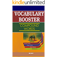 VOCABULARY BOOSTER: Word Power Made Easy in one hour: