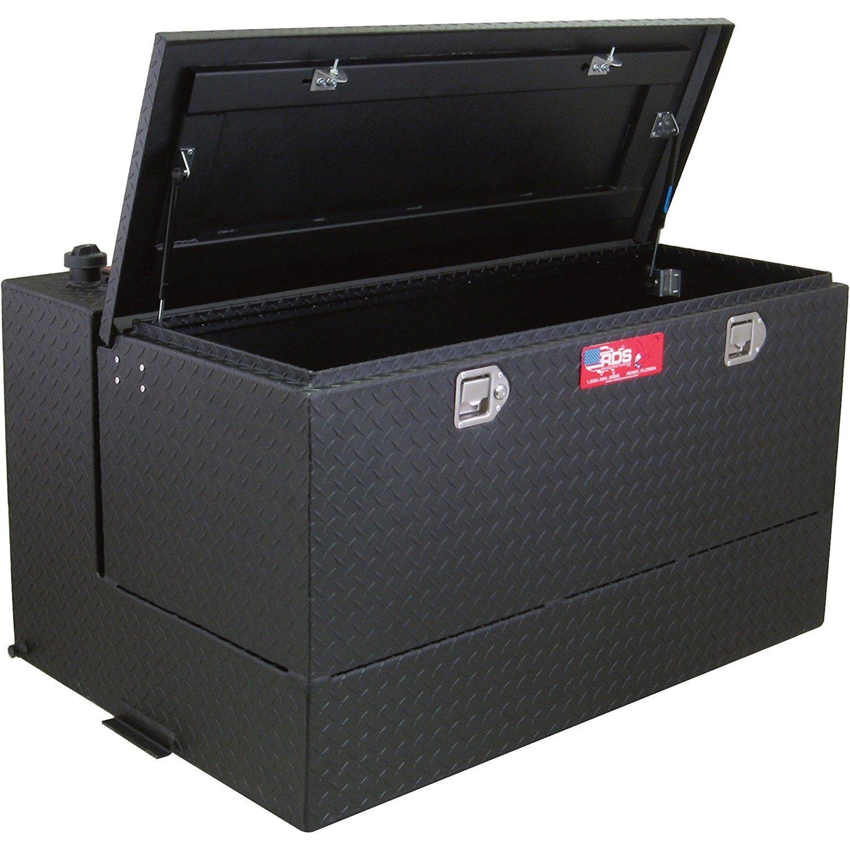 RDS 72367PC 95 Gal Combo 32.0X26.0X48.0 L - W/Powder Coat Black by Rds
