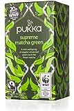 Pukka Fair Trade Supreme Matcha Green, 20 Tea Bags