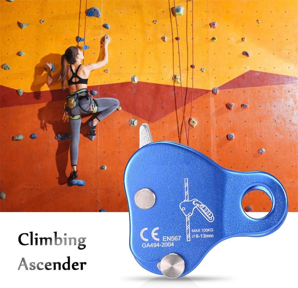 Ascendente ultraligero para escalada en roca - Dispositivo de ...