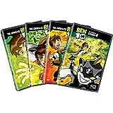 Cartoon Network: Classic Ben 10 Seasons 1-4 (4-Pack)