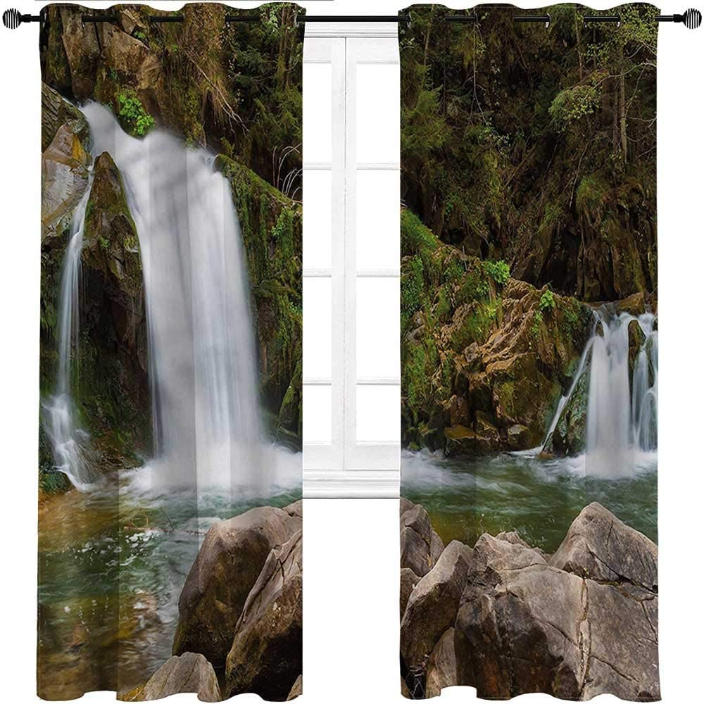 Patio Curtains Waterfall 2021 spring and summer new Indoor Outdoor Protectant Grommet Super-cheap D UV