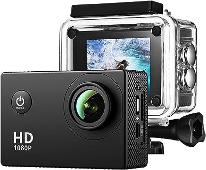 2 0 Zoll Action Kamera Sports Action Camera 12mp Full Kamera