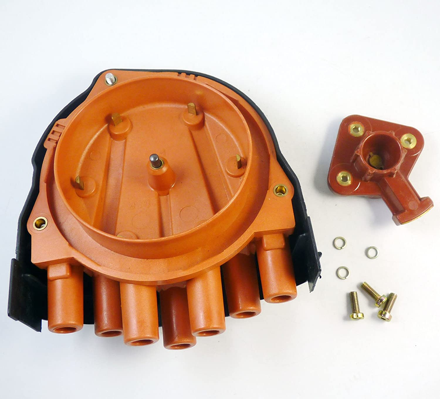 Ship from US Distributor Cap /& Rotor 12111725070 12111734110 NEW Fits FOR BMW 325i 525i 750iL M5 850Ci 535i 735iL 528e 325e