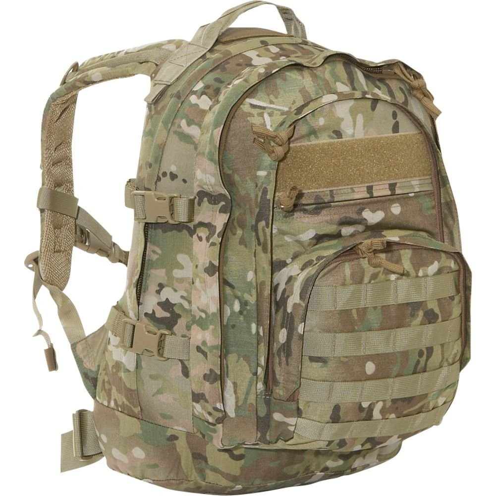 S.O.C. Gear-Three Day Pass Backpack - MULTI-CAM