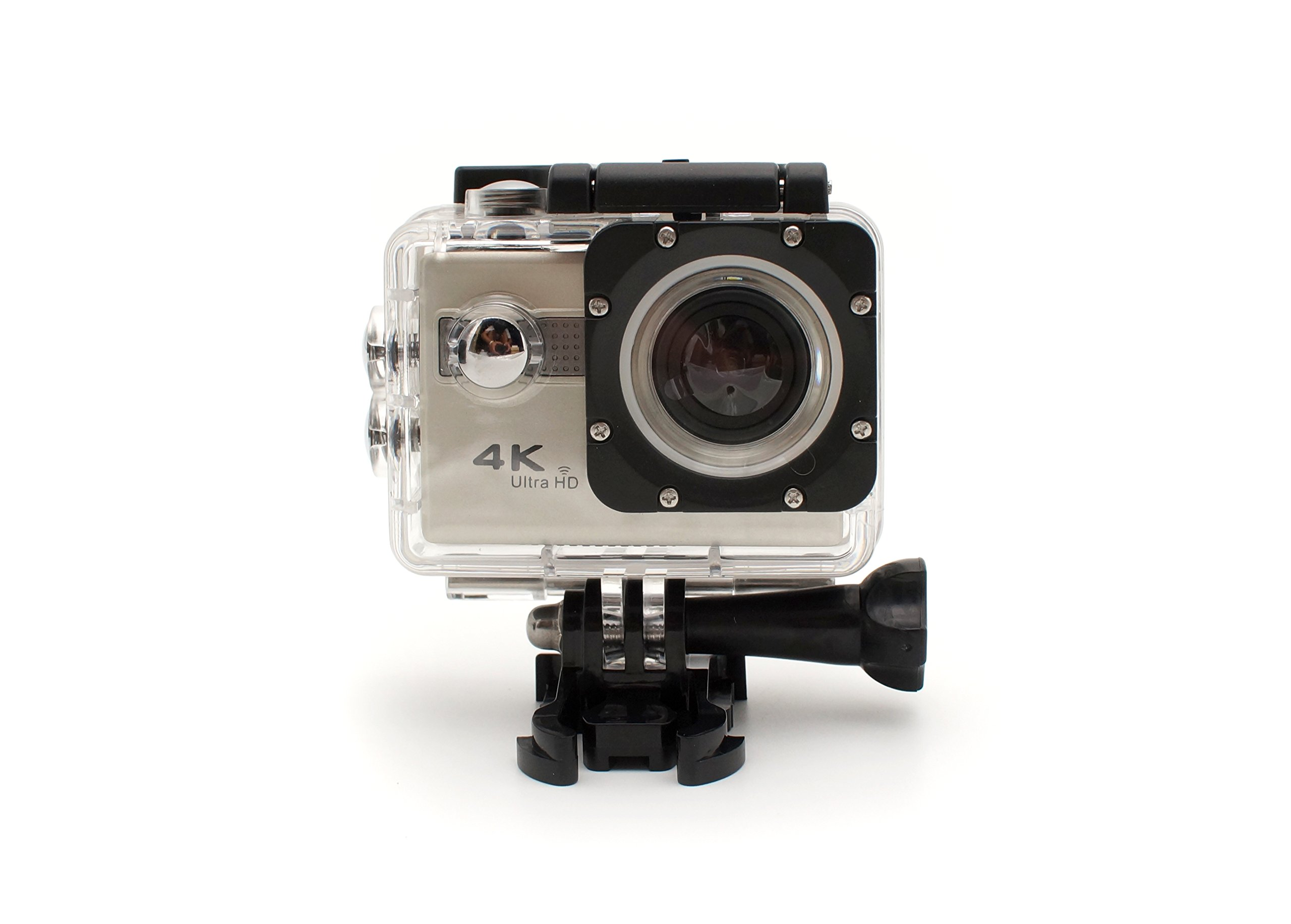 X-Sea 4K HD WiFi Outdoor Waterproof Sports Camera Travel Digital Underwater Camera Diving Mini DV Recorder